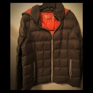 MK light weight winter jacket